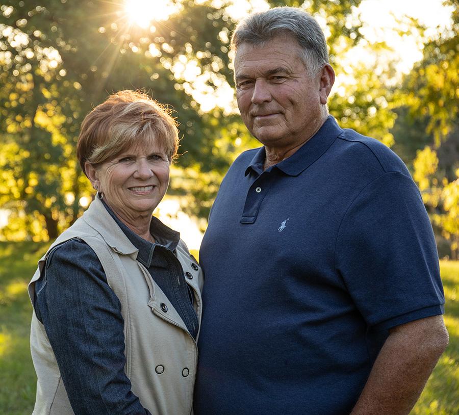 Randy & Dana Jones - RD Jones Excavating
